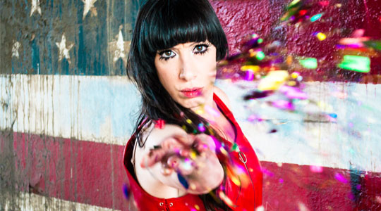 LADY STARLIGHT (LIVE)